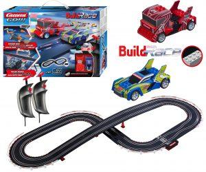 Carrera Go 20062529 Build'n Race - Racing Set 3,6m
