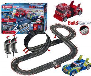 Carrera Go 20062530 Build'n Race - Racing Set 4,9m