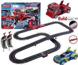 Carrera Go 20062531 Build'n Race - Racing Set 6,2m