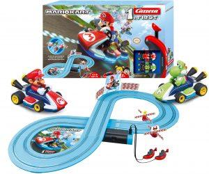 Carrera First 20063026 Nintendo Mario Kart™ - Mario and Yoshi 2,4m