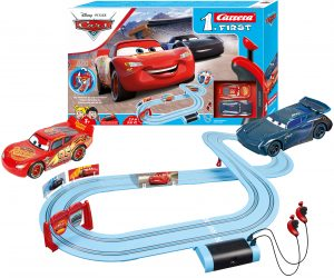 Carrera First 20063039 Cars - Piston Cup 2,9m
